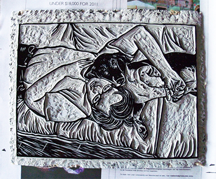 shellie-lewis-carved-lino