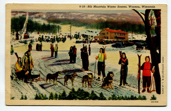 37 antique post card
