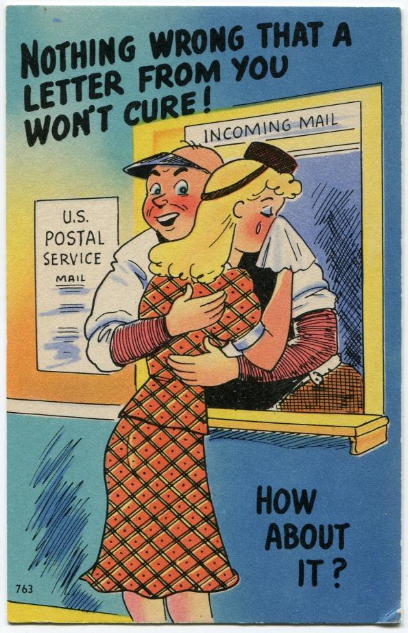 56 antique post card