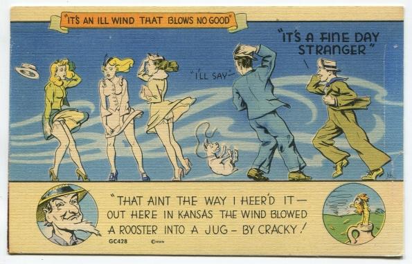 64 antique post card