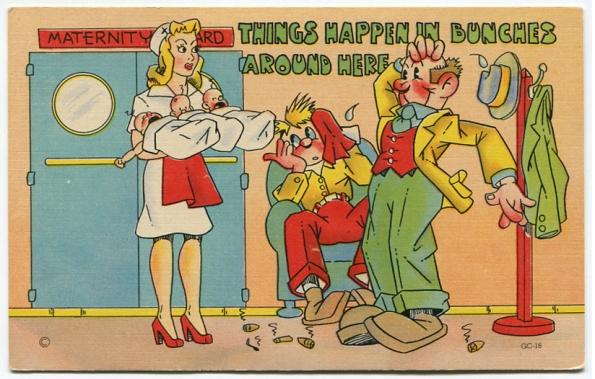 65 antique post card