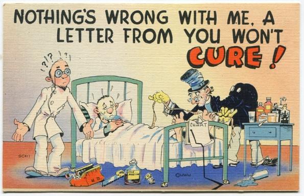 73 antique post card