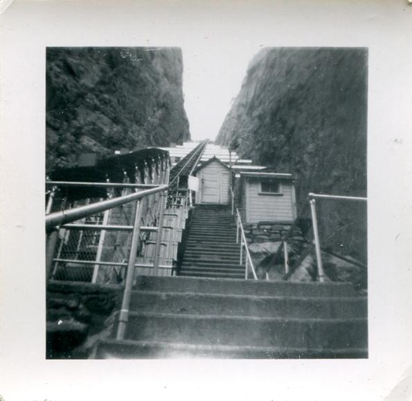 Mountain building photo