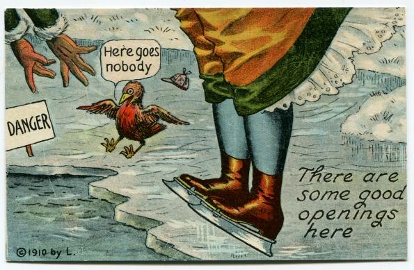 85 antique postcard 1910