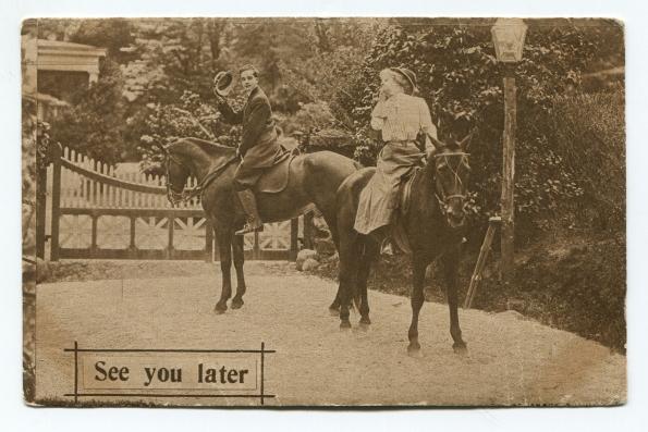 113 antique postcard 1910