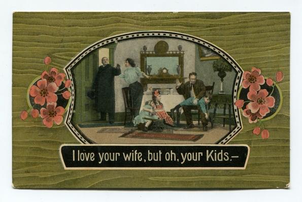 115 antique postcard 1910