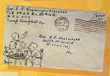 Charles M. Schulz Mail Art | Shellie Lewis' Blog