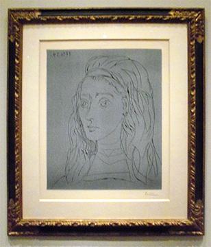 Picasso-Jacqueline-1959