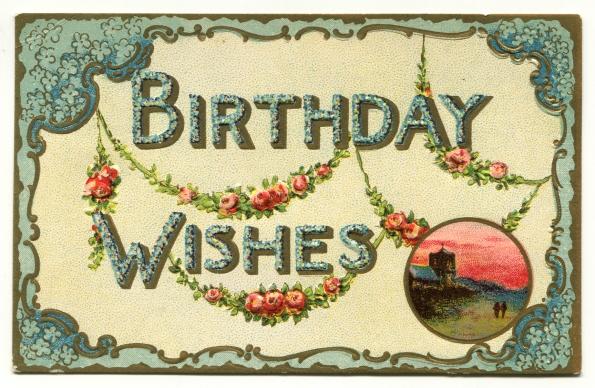 126 antique postcard 1910