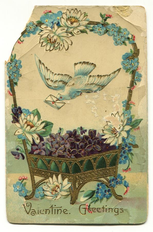 130 antique postcard