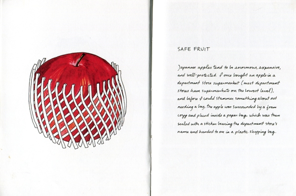 Kate Williamson safe fruit