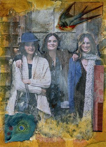 Collage-friends