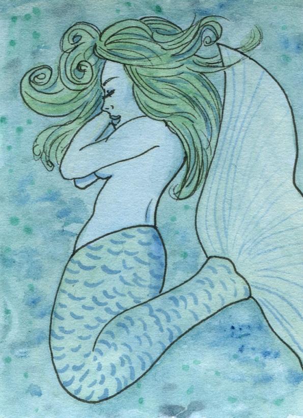 ATC Sleeping Mermaid 2 300