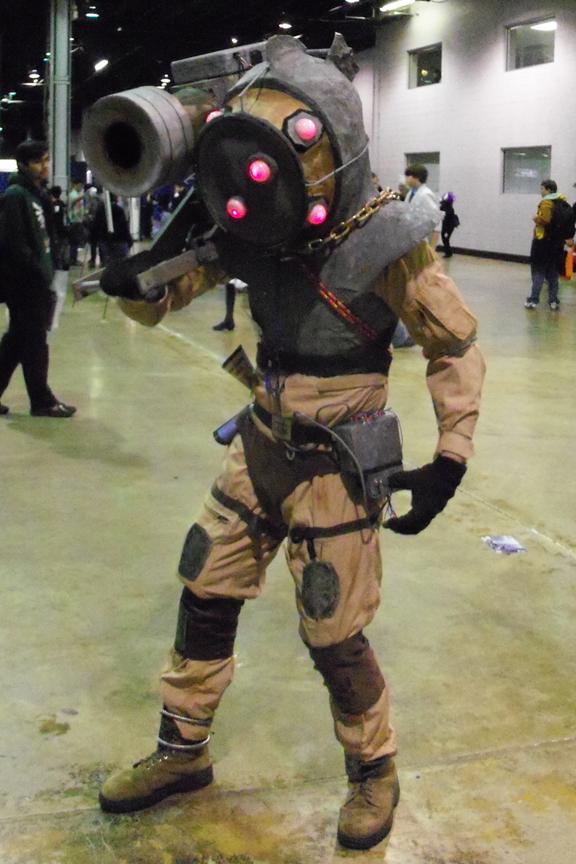 ACen 2014 Cosplay 01 Bioshock
