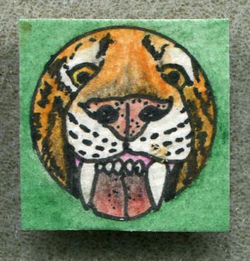 Tiger Inchie 2013