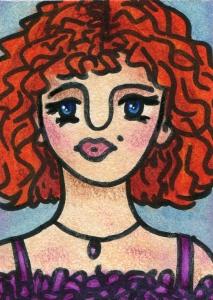 ATC Matisse Girl 01 300