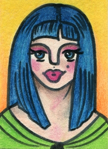 ATC Matisse Girl 02 300