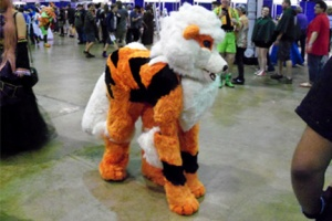 Very excellent Arcanine from Pokemon