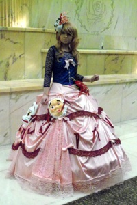 Very lovely Lolita fashion