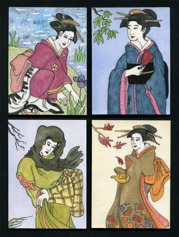 Geisha-Four-Seasons