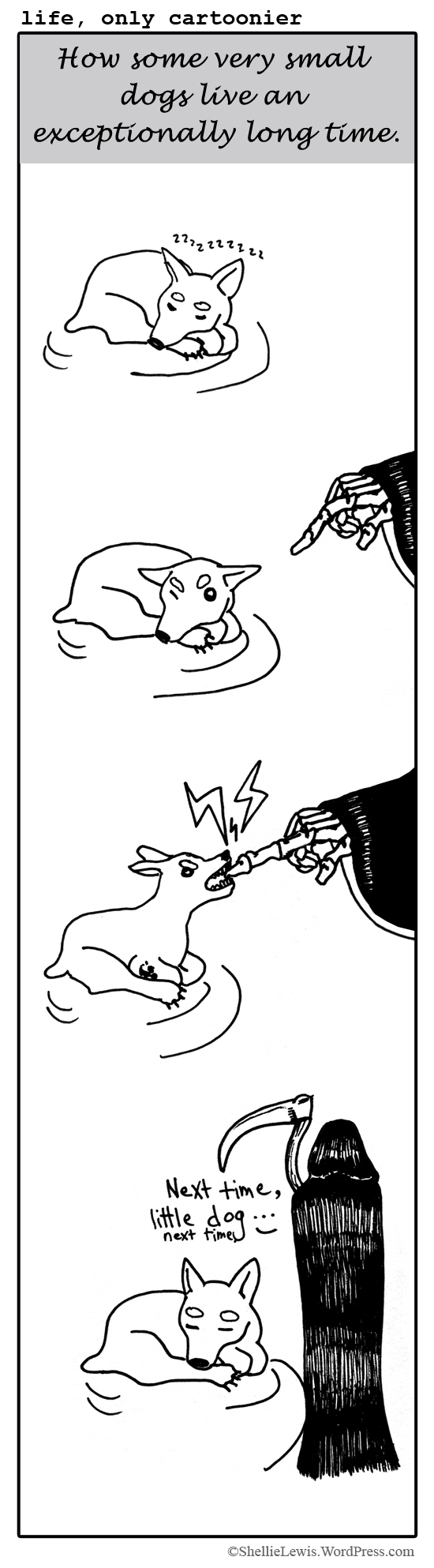dog vs reaper