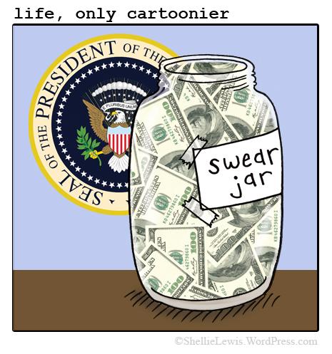 Swear Jar Comic